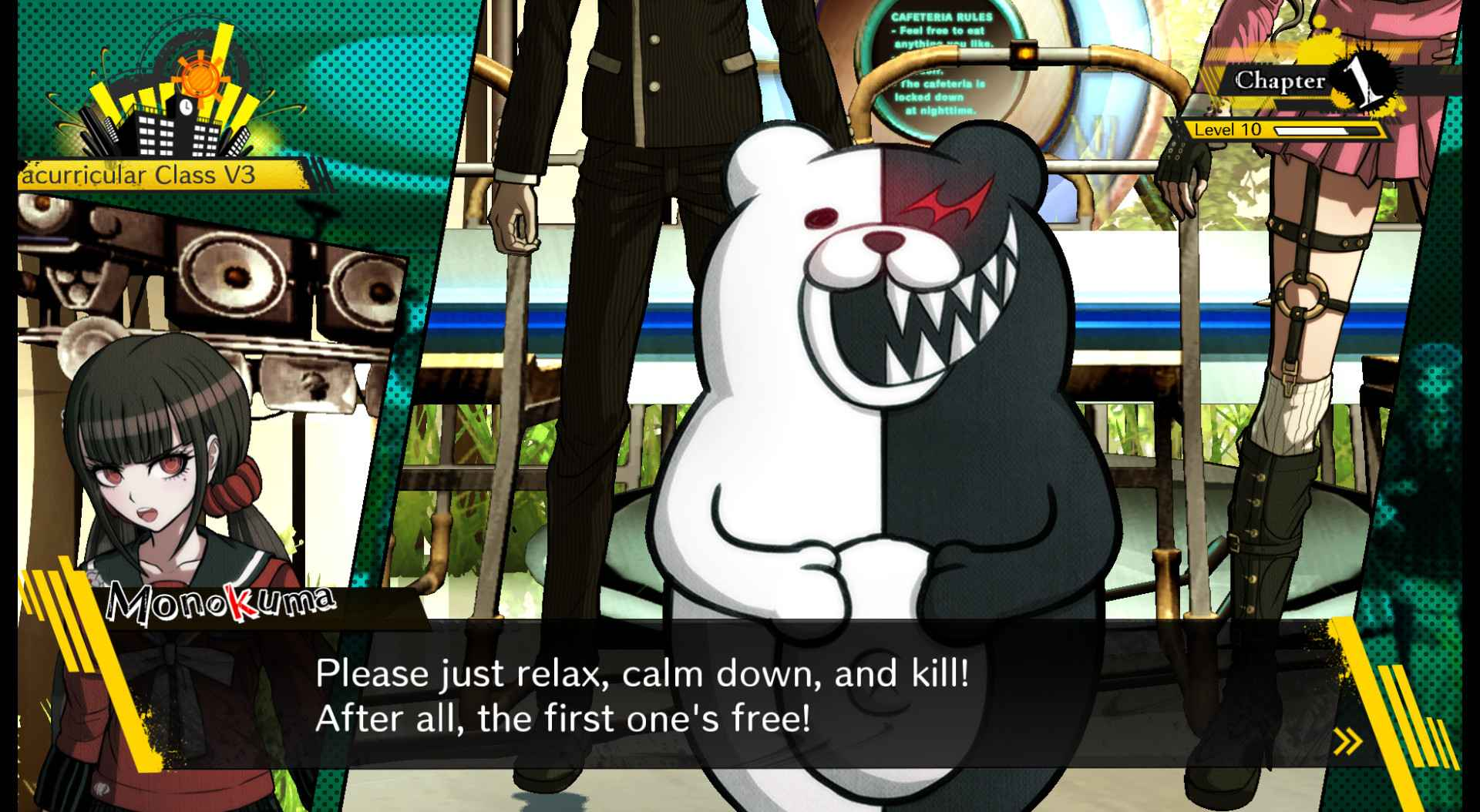 Danganronpa Trilogy is coming to PlayStation 4.