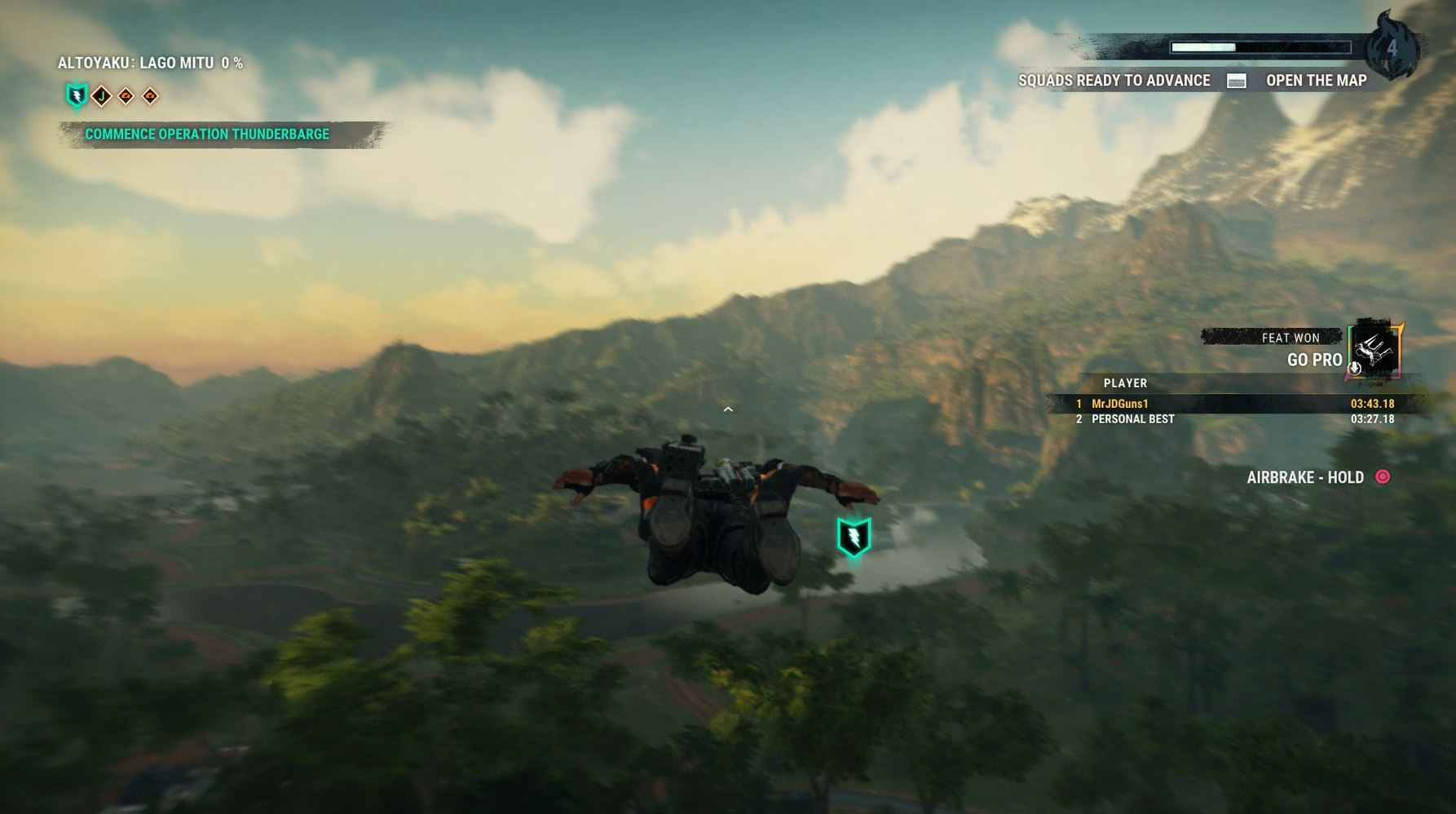 Just Cause 4 Review - Traversal is incredibly satisfying.