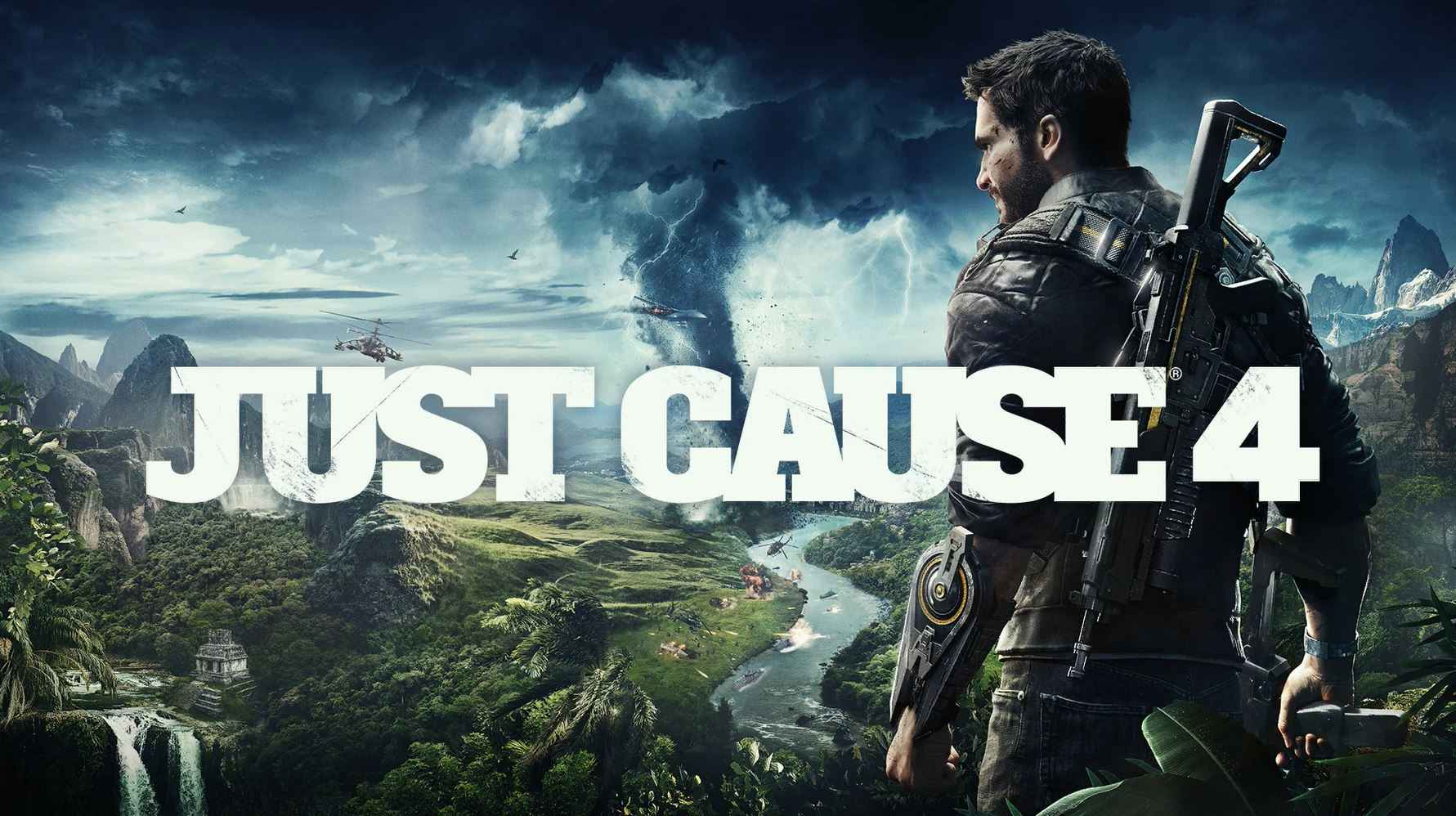 Just Cause 4 Wallpaper: PlayStation Universe