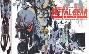 Metal Gear Solid: The Board Game 01