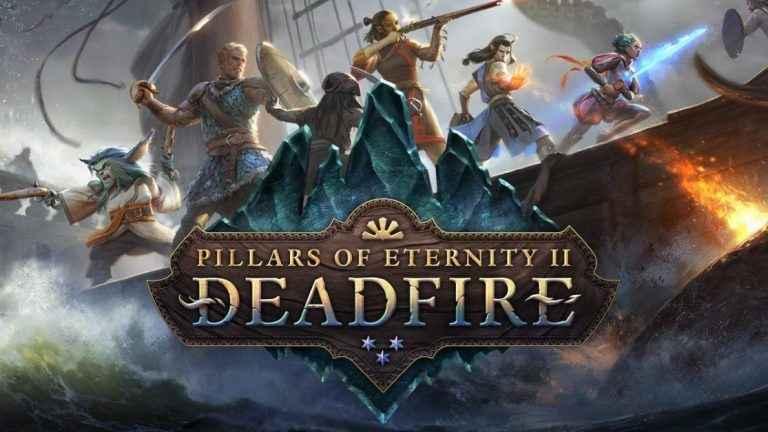 Pillars of Eternity 2 PS4 Release