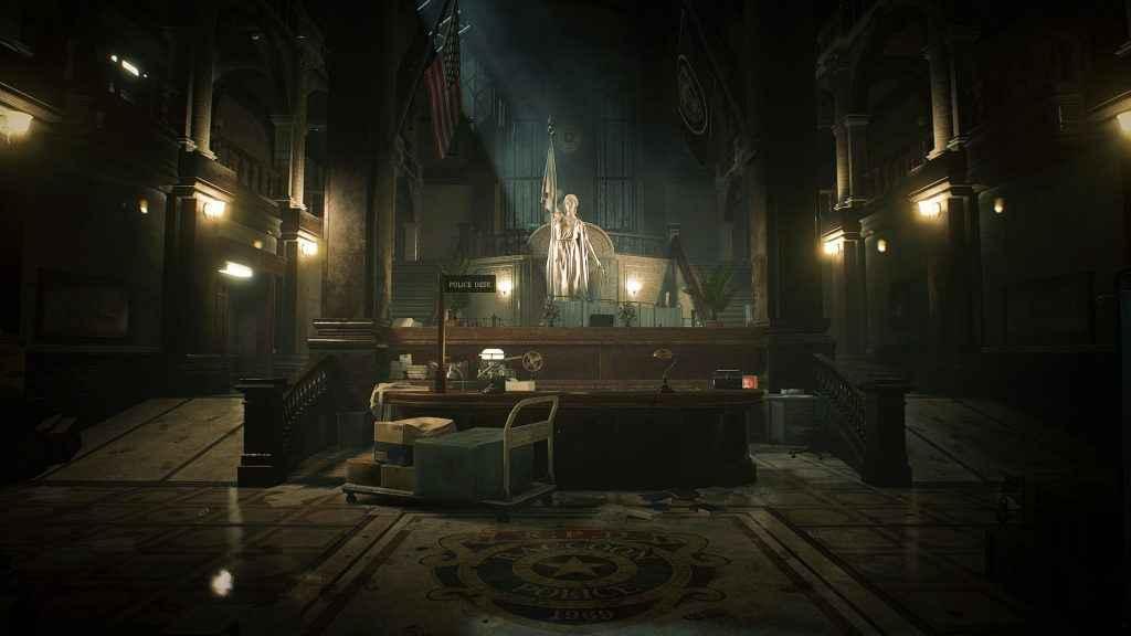 Resident Evil 2 Remake File Size