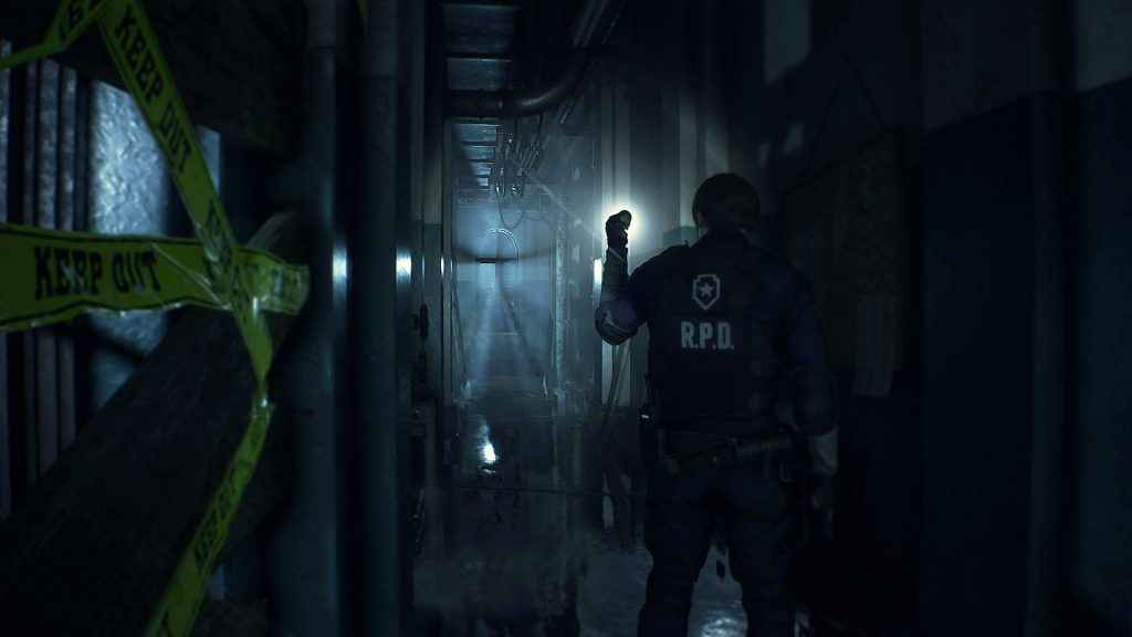 Resident Evil 2 Remake Leon