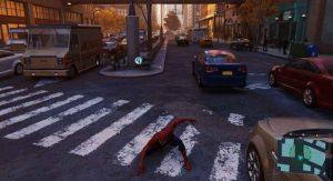 Spider-Man Crime Scene Recording 2