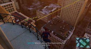 Spider-Man Crime Scene Recording 3