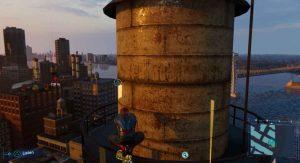Spider-Man Crime Scene Recording 4