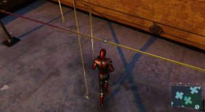 Spider-Man Crime Scene Recording 5