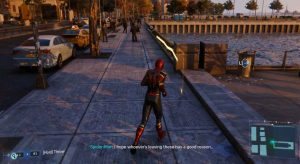 Spider-Man Crime Scene Recording 6