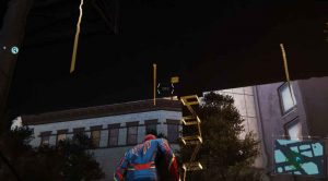 Spider-Man Crime Scene Recording 7