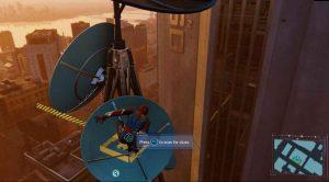 Spider-Man Crime Scene Recording 9