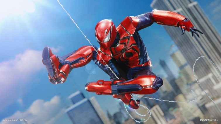 Spider-Man ps4 update 1.13 patch notes