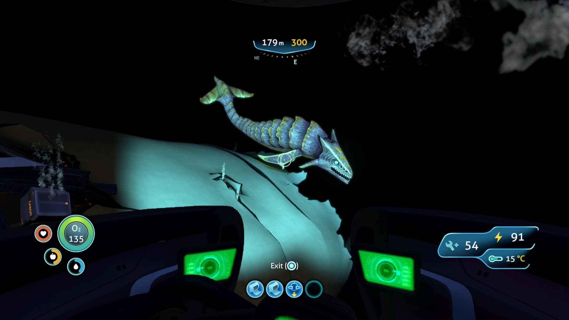 Subnautica Review Ps4 Playstation Universe The map in the scanner room doesn't look any. subnautica review ps4 playstation