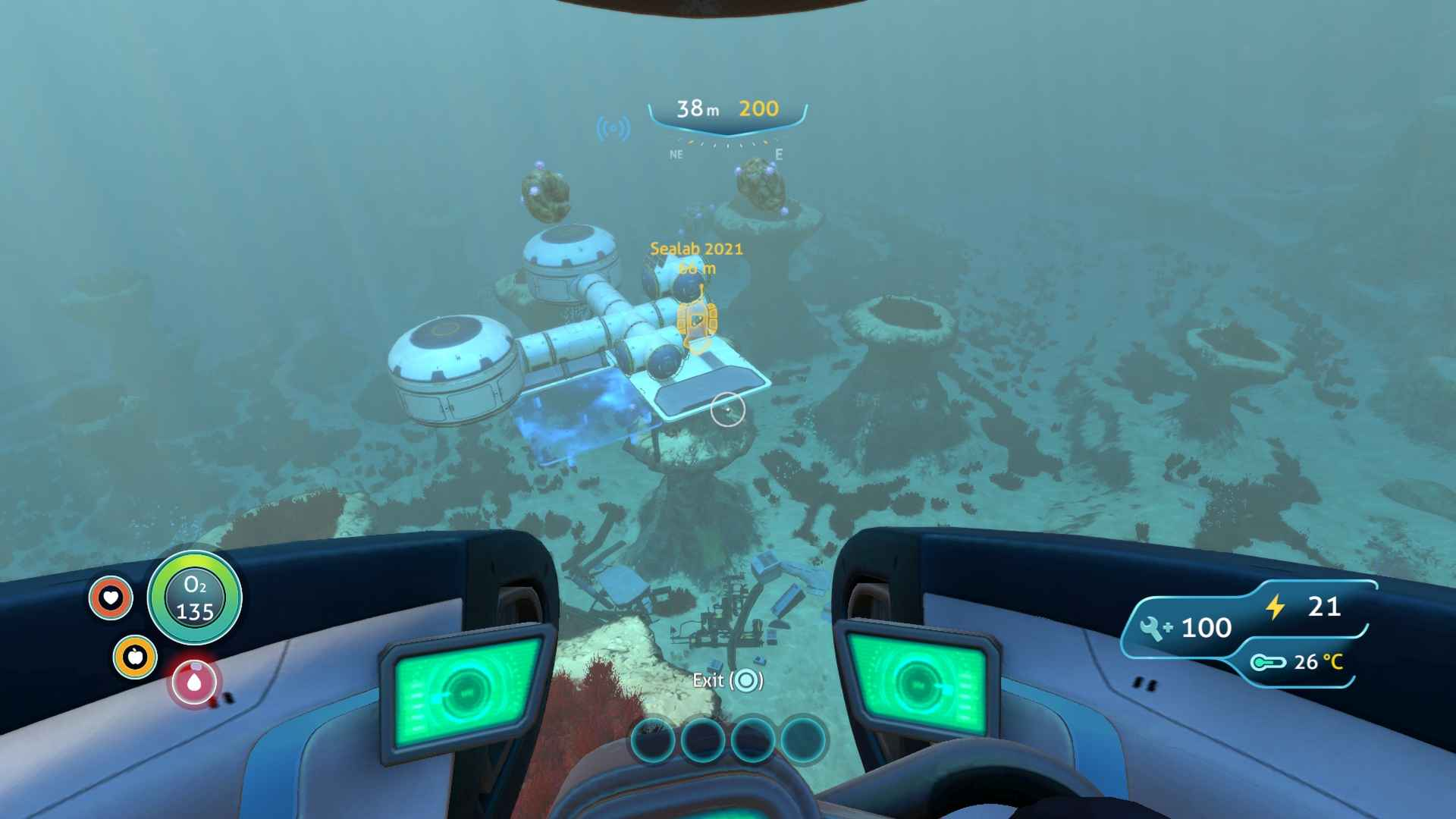 Subnautica Review Ps4 Playstation Universe Safe shallows (easiest) kelp forest seamoth these fragments are scattered around. subnautica review ps4 playstation