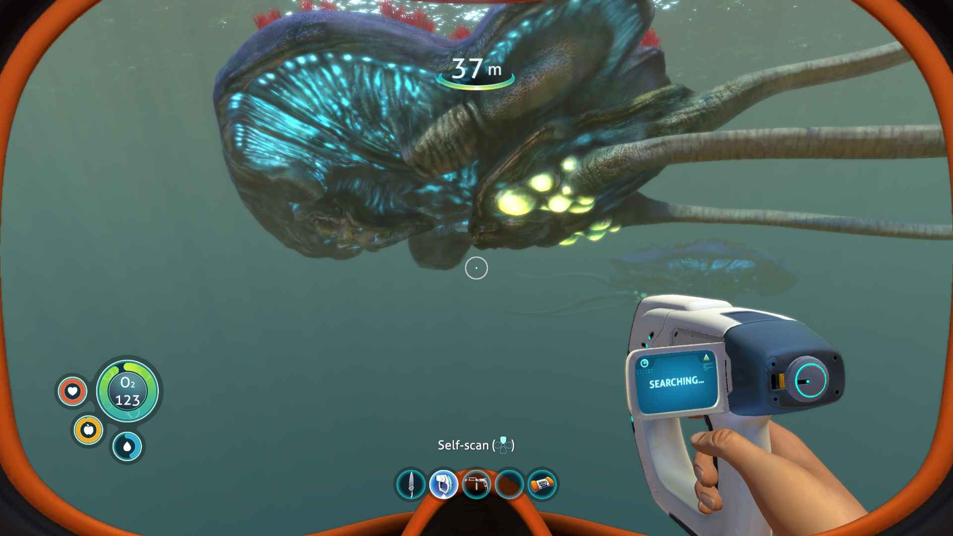 Subnautica Review Ps4 Playstation Universe Six ghost leviathans spawn on the map: subnautica review ps4 playstation