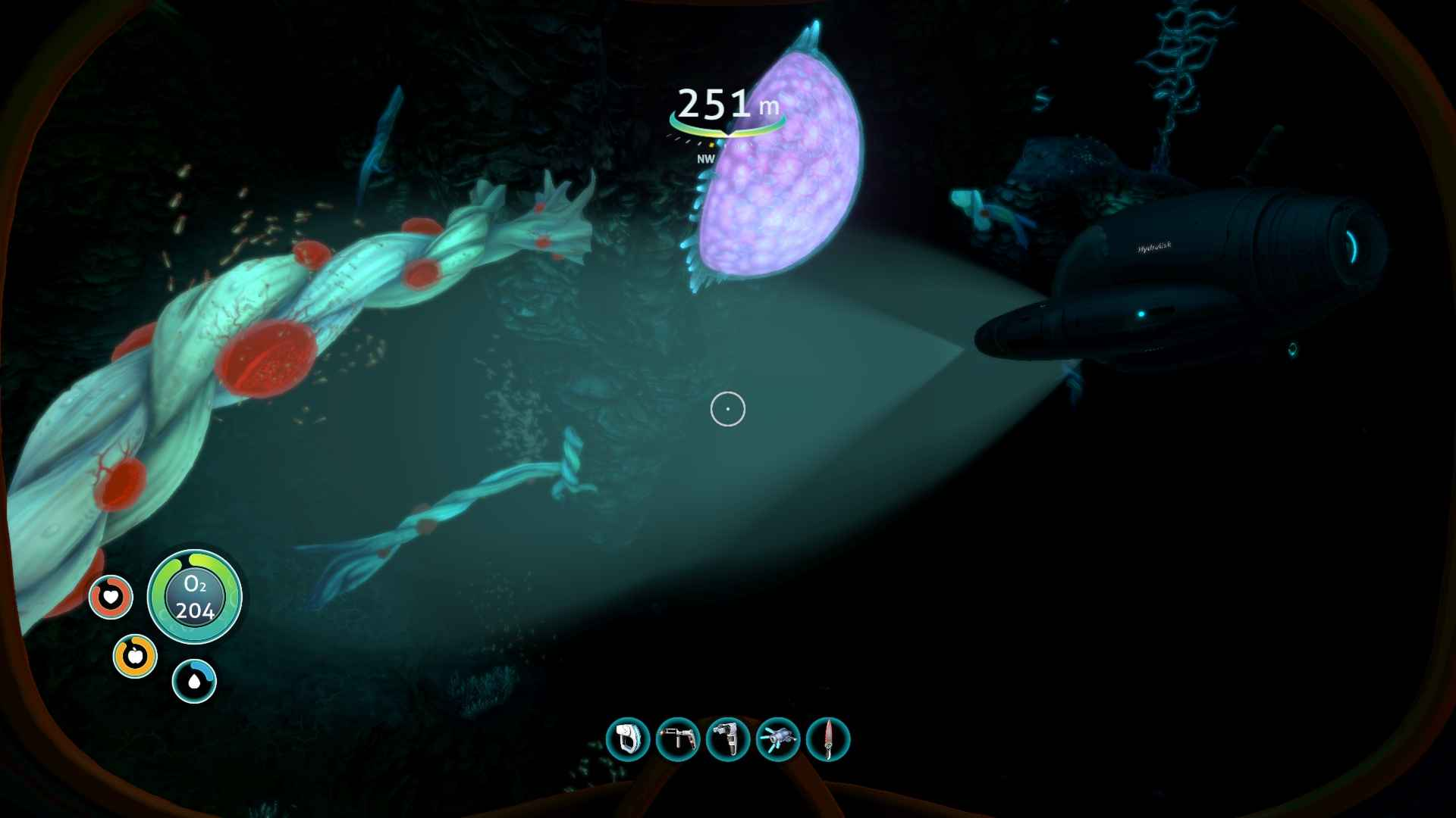 Subnautica Review Ps4 Playstation Universe Each upgrade reduces the base scan time of fourteen seconds by three seconds. subnautica review ps4 playstation