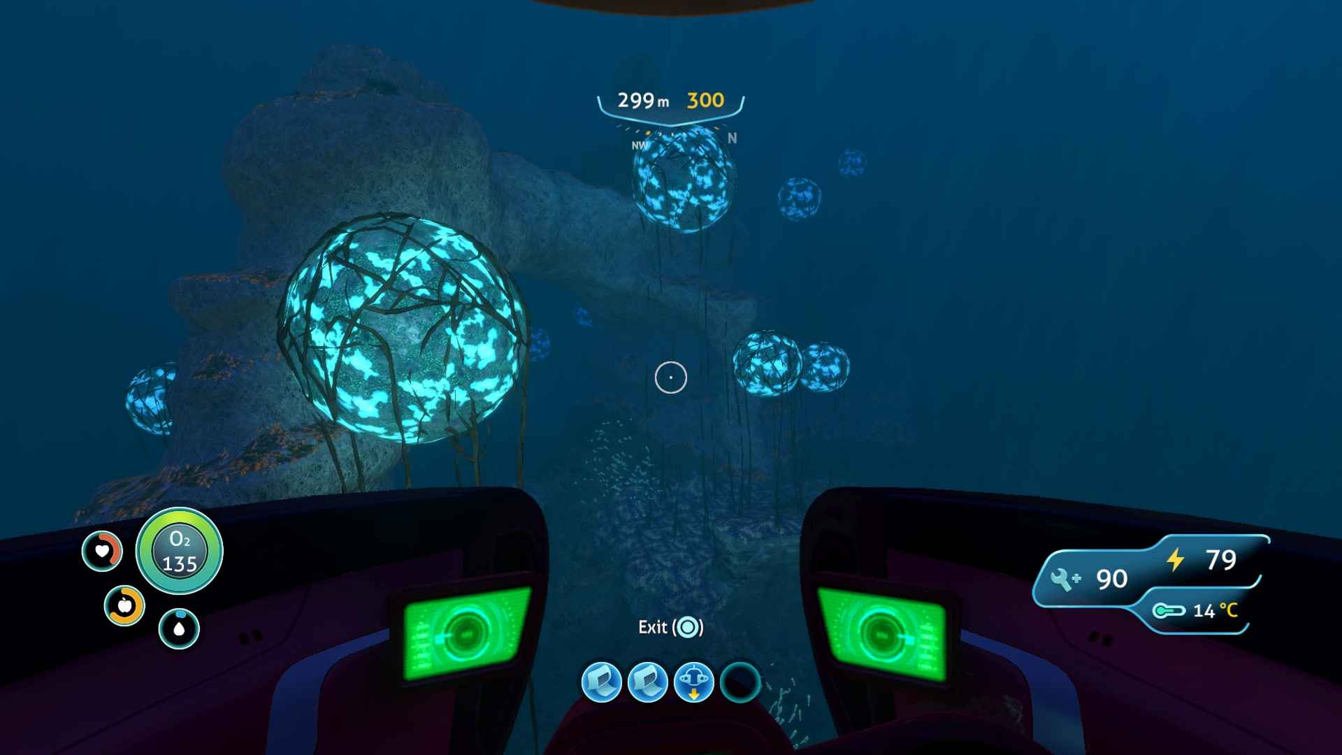 Subnautica Review Ps4 Playstation Universe You may have accidentally made me a happy man, cryocon. subnautica review ps4 playstation