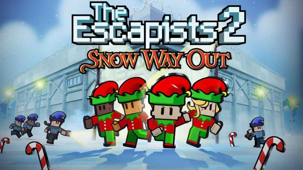 The Escapists 2 Snow Way Out Update