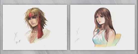 Yoshinori Kitase - Tetsuya Nomura - Final Fantasy X-3