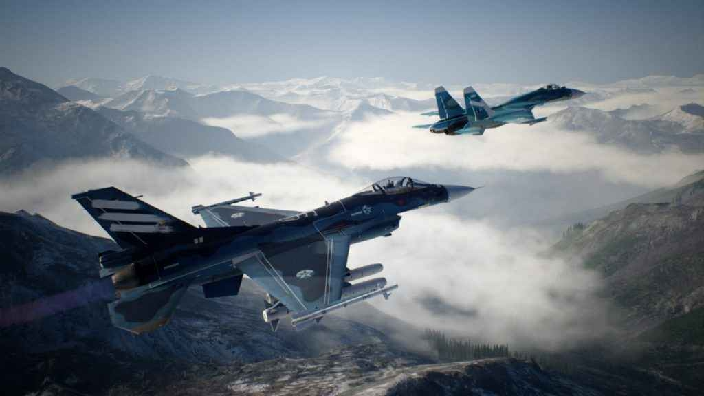Ace Combat 7 Dev Talks Gameplay Improvements And Becoming An