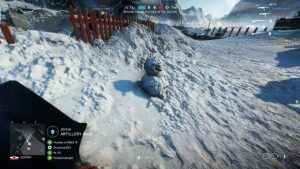 battlefield v how to build a snowman