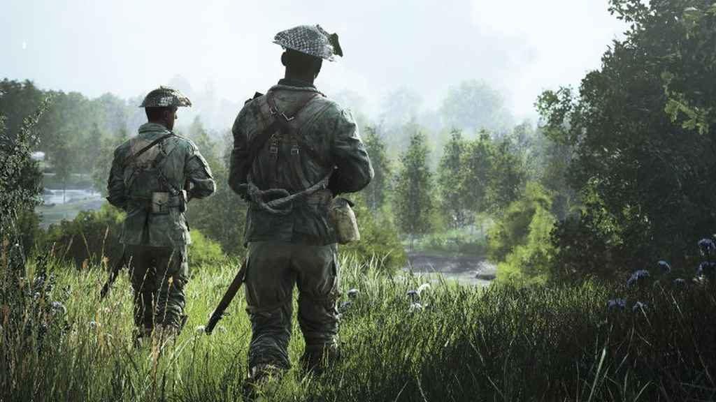 Battlefield V TTK Values Reset