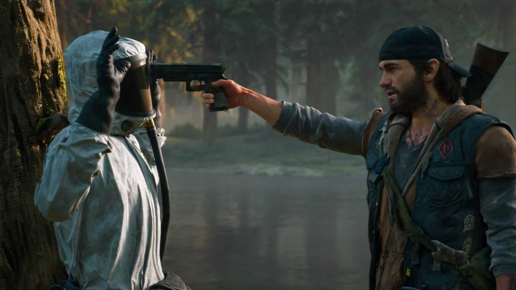 Best PS4 Exclusives Days Gone