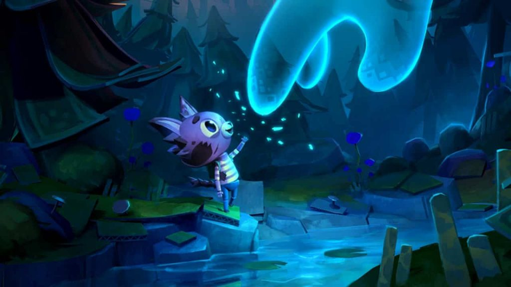 Best PSVR Games Ghost Giant