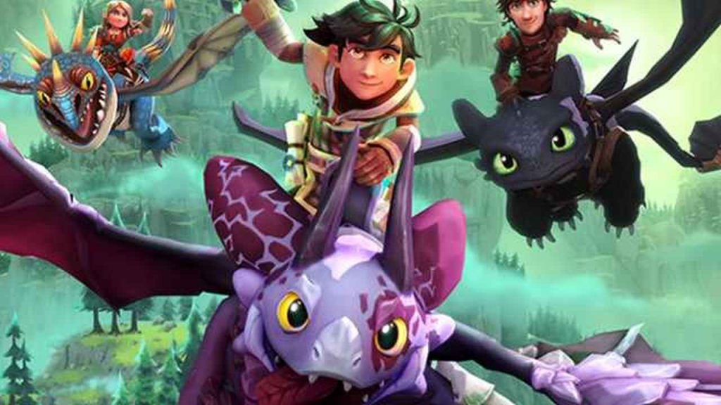 DreamWorks Dragons: Dawn of New Riders on Steam