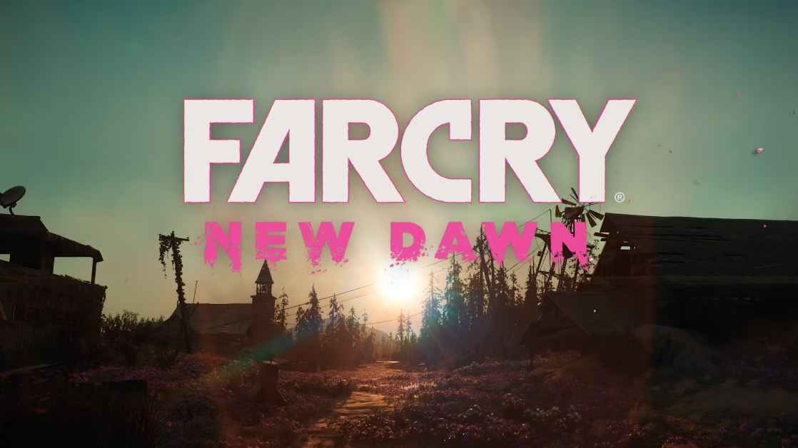 Far Cry New Dawn – Opening 10 Minutes: Meet The Vicious Twin Sisters