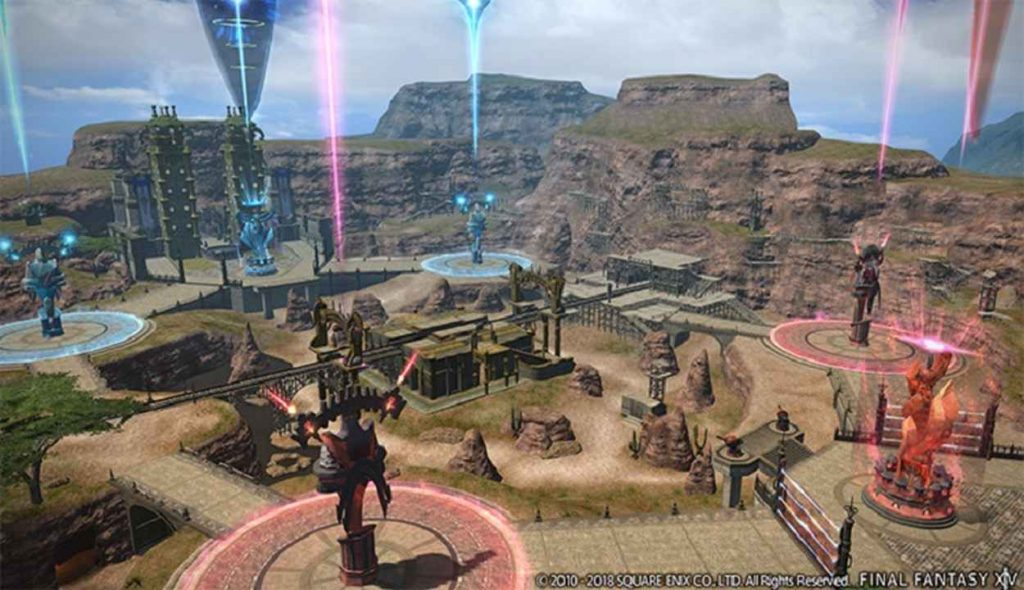 Final Fantasy XIV Update 4.5 Release Date