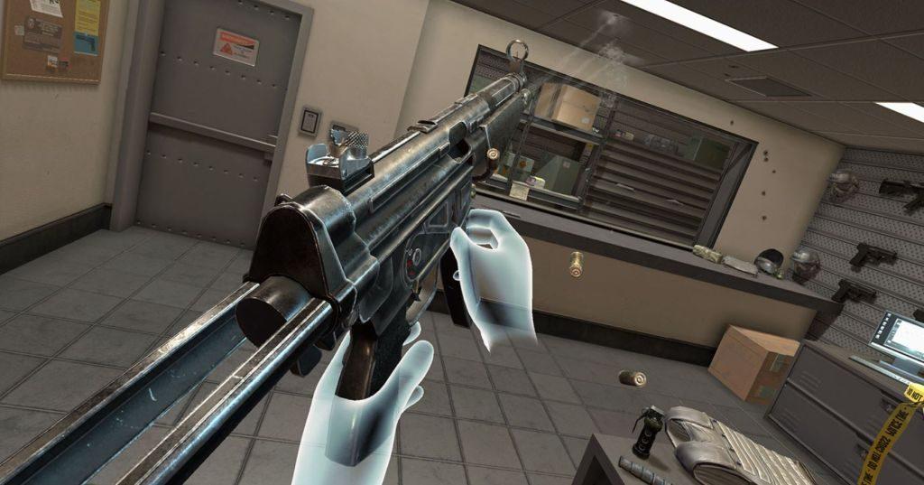 Gun Club Vr Review Ps Vr Playstation Universe