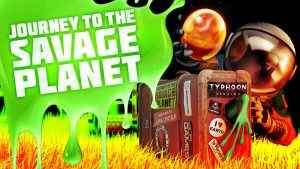 Journey To The Savage Planet has been revealed.
