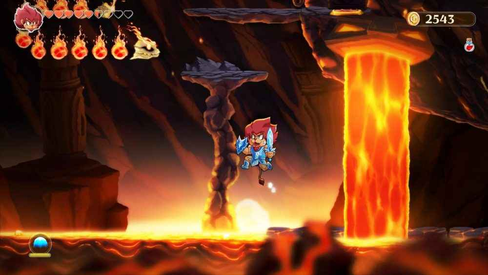 Monster Boy and the Cursed Kingdom review 02