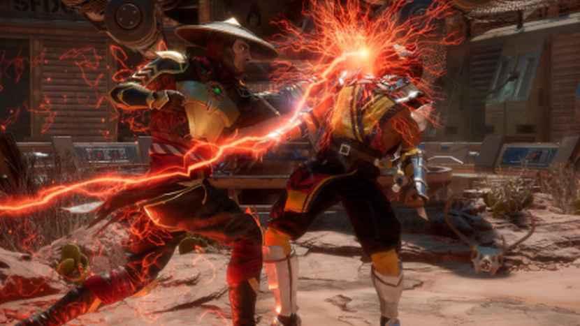 Mk11 Wallpaper: Mortal Kombat 11 Beta Starts On March 28