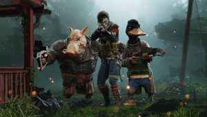 Mutant Year Zero Feature