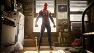 PS4 Exclusive Spider-Man Sets new Record