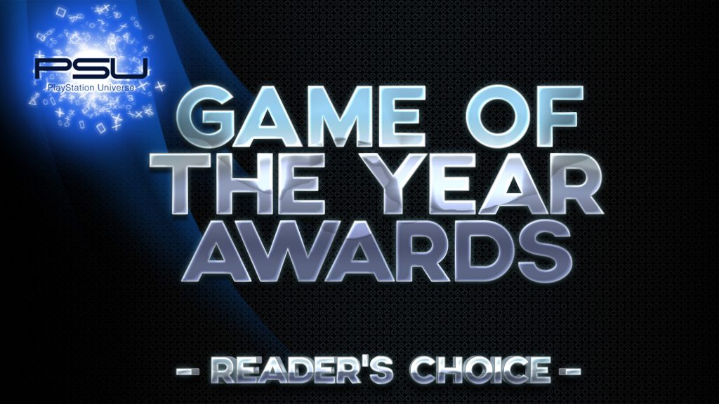 ps4 game of the year awards 2018
