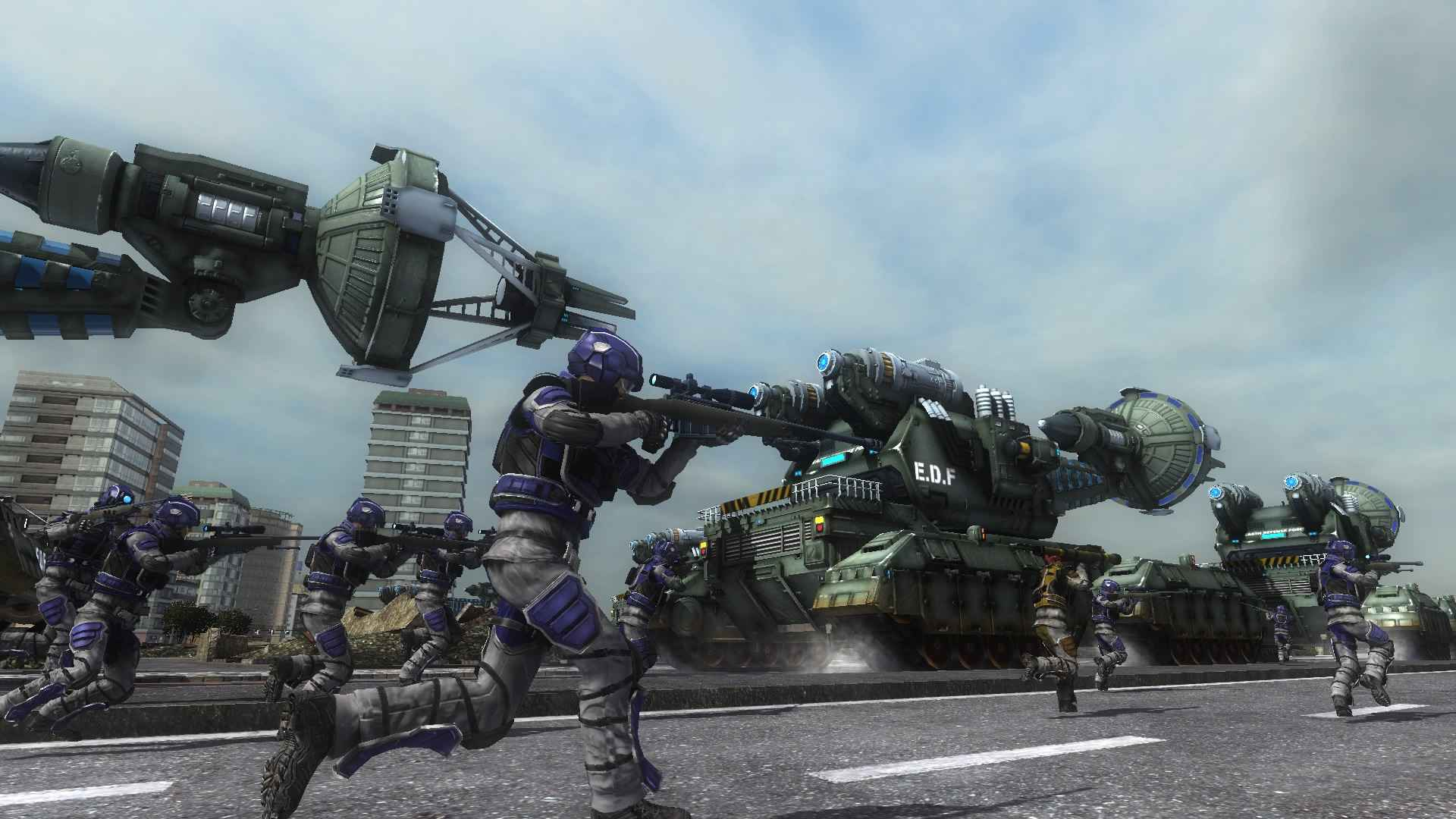 Earth Defense Force 5 review 01