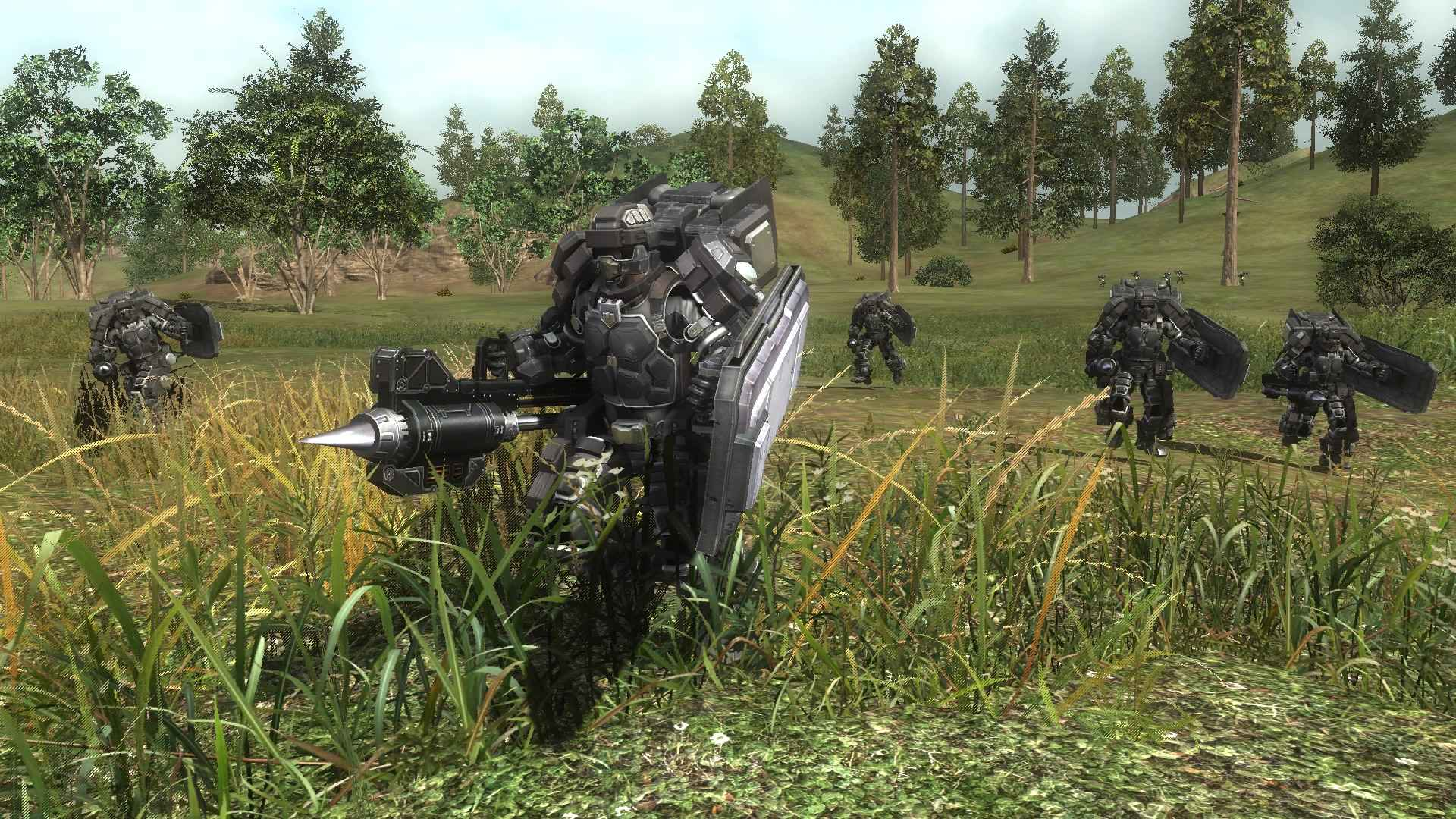 Earth Defense Force 5 review 02