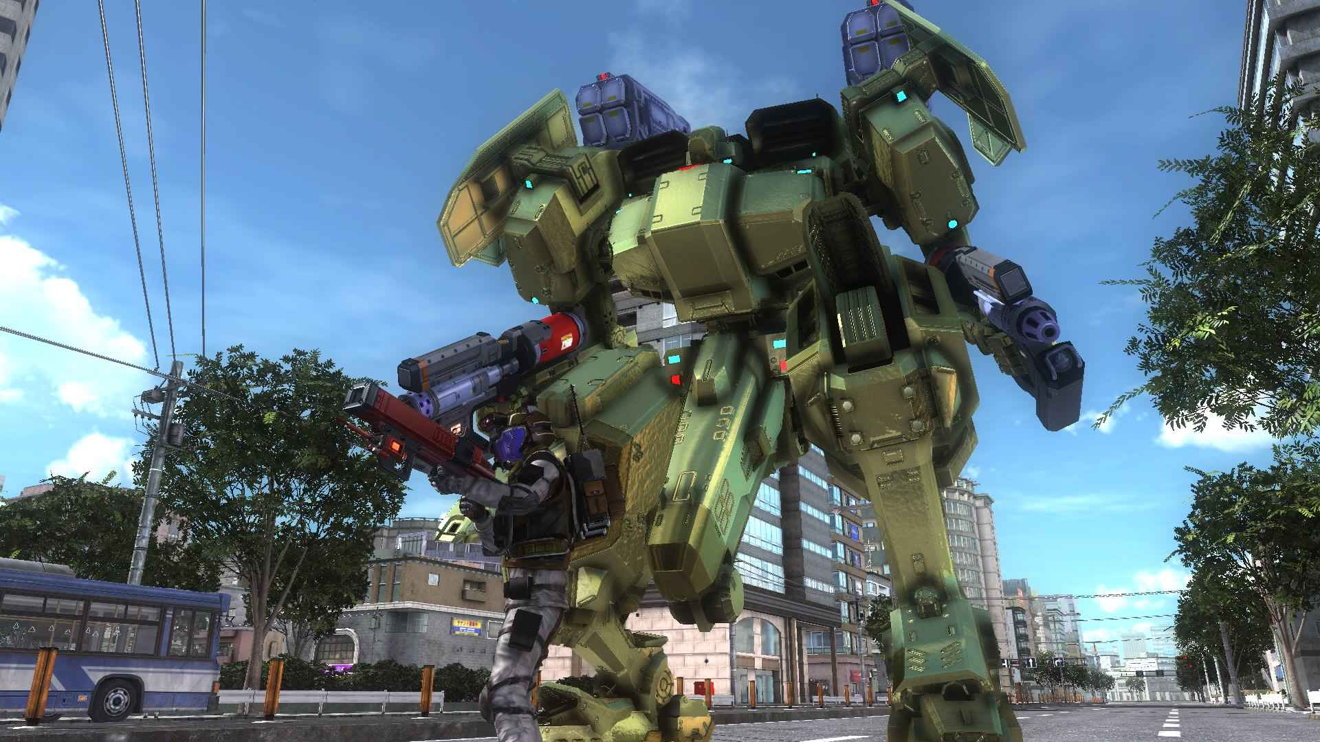Earth Defense Force 5 review 03