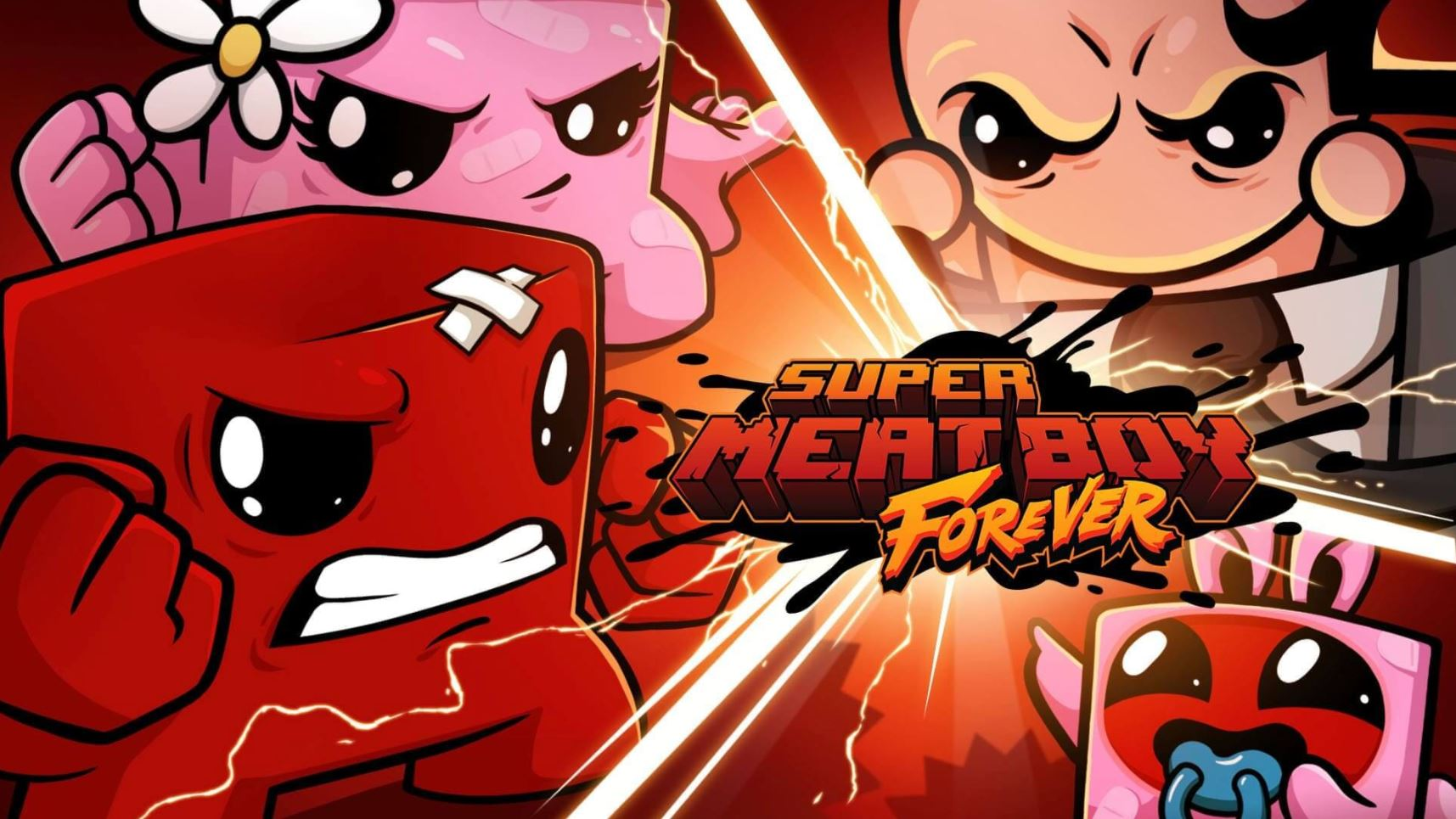 super-meat-boy-forever-news-reviews-videos