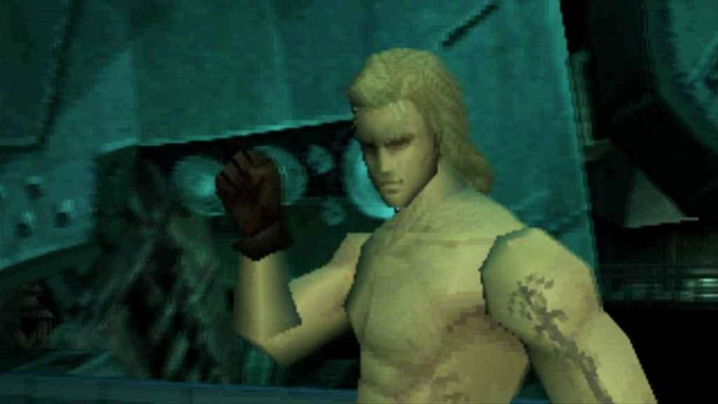 Cam Clarke/David Hayter - The Night Before Metal Gear