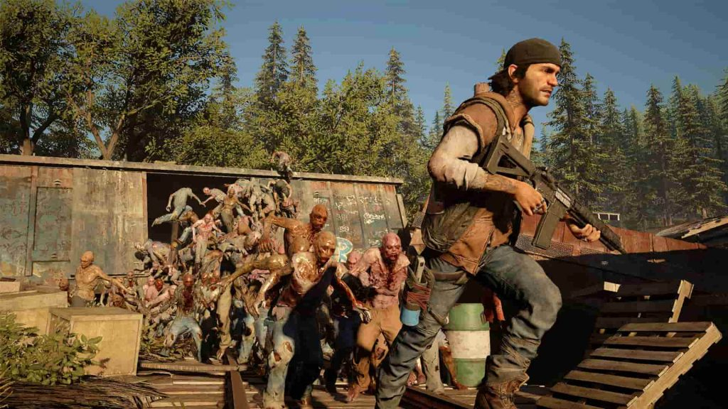2019 PS4 Games Days Gone