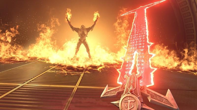 2019 PS4 Games DOOM Eternal