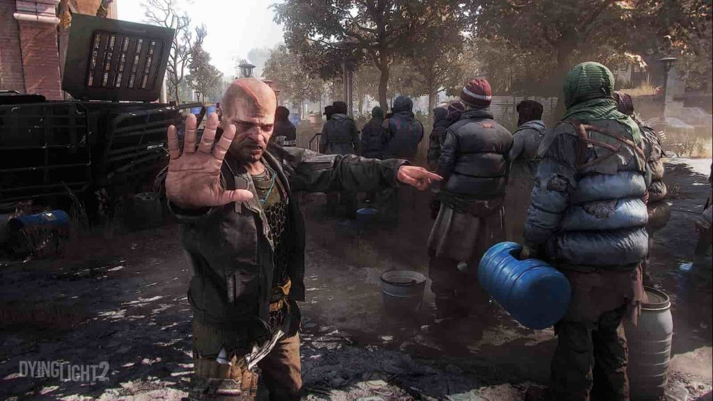 2019 PS4 Games Dying Light 2