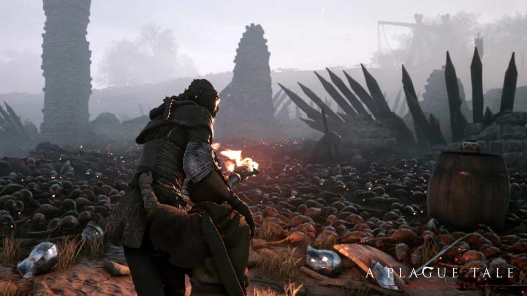 2019 PS4 Games Innocence: A Plague Tale