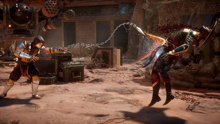 2019 PS4 Games Mortal Kombat 11