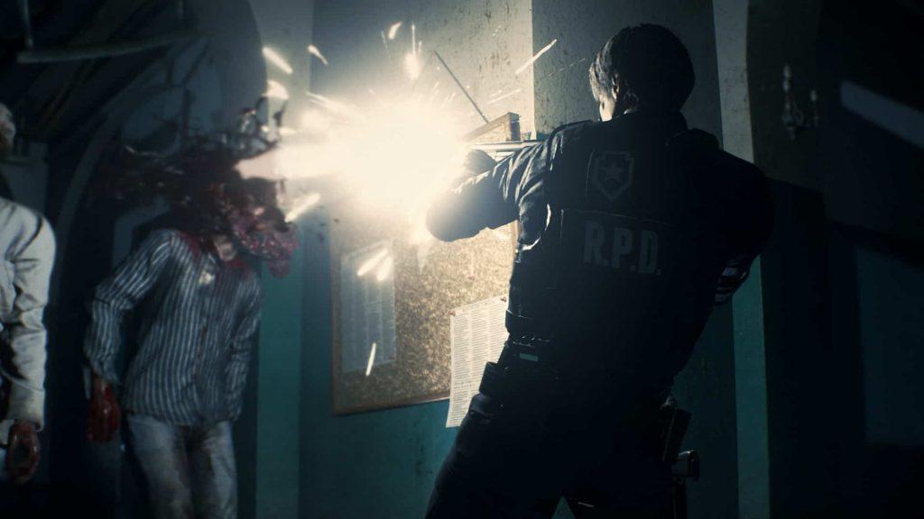 2019 PS4 Games Resident Evil 2