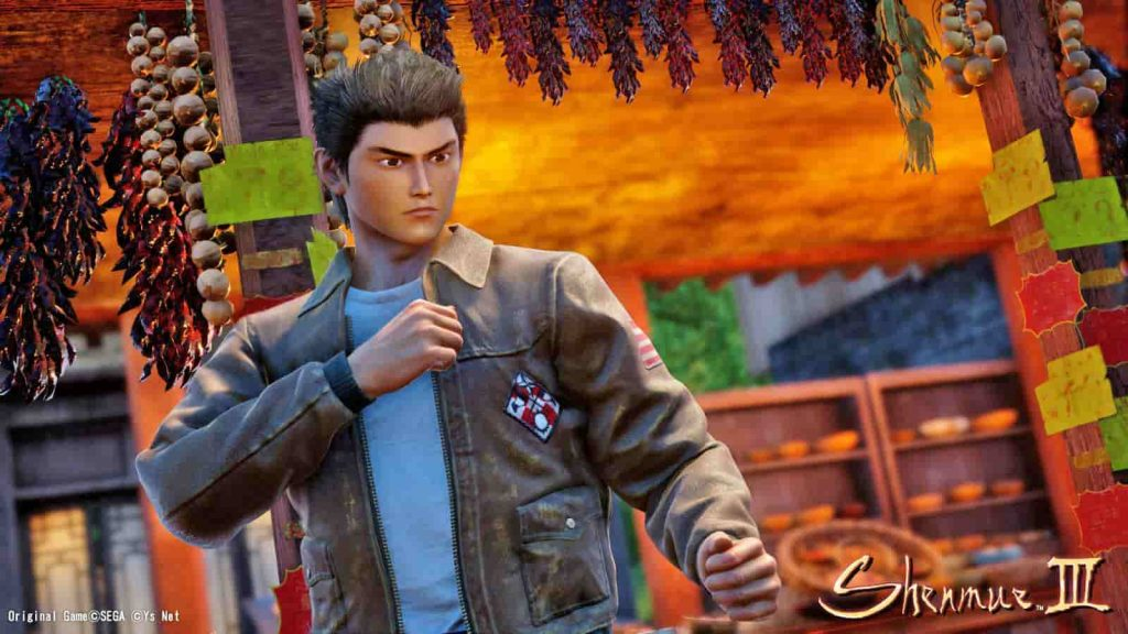 2019 PS4 Games Shenmue 3