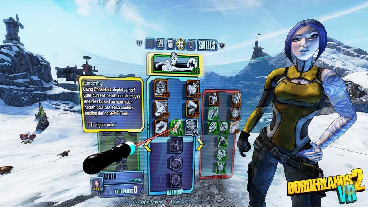 Borderlands 2 VR Review - 1